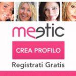 Meetic chat gratis luglio 2016