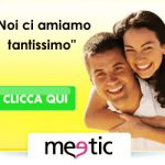 Meetic.it gratis 27 settembre 2016
