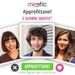 www.meetic.it gratis 27 settembre 2016