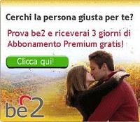 be2_gratuito_tre_giorni_gratis